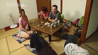 Wife caught as woman gets a great facerem for naked - 12:57