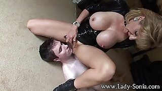 Subduing dirty whore for some fresh milk - 11:18