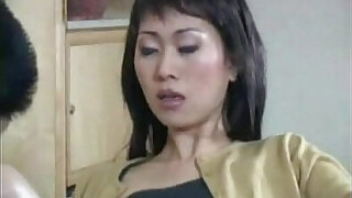 Asian with dildo salesman - 45:00