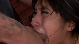 Slave gets bdsm gagged - 8:00