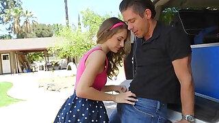 Kimmy Granger and her Butt Plug