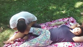 Chinese Massage in park - 16:00