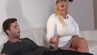 Horny Stepma Demands A Hard Penis - 8:00