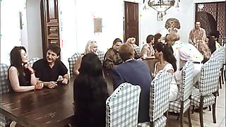 Spectacular vintage orgy for unleashed and perverse sex - 13:00