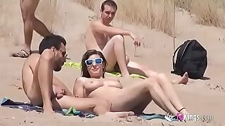 Real Sexy Guys Naked on the Beach - 33:12