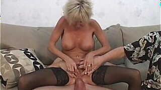 Horny milf banging her young stepbros hubby - 3:40